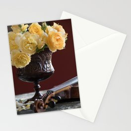Fragrant Melodies Stationery Cards