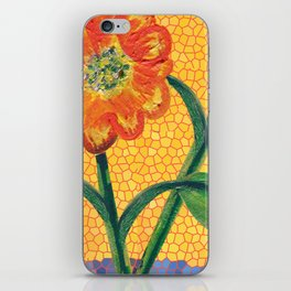 Two Daisies iPhone Skin
