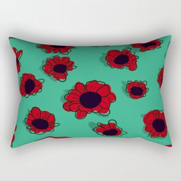 Spring Time Love Late Spring Edition Rectangular Pillow