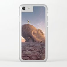 Morning Light Clear iPhone Case