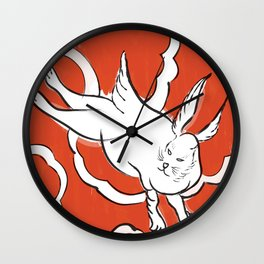 Bowie - Japanese Bunny Wall Clock