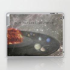 The Musical Universe Laptop & iPad Skin
