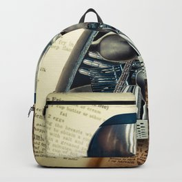 Dark Lord of the Kitchen Backpack