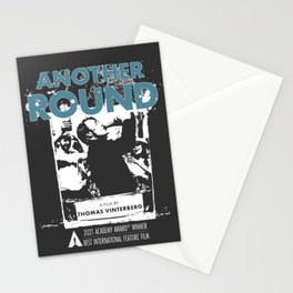 Another Round (2020) Stationery Cards