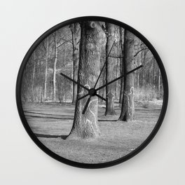 murderee Wall Clock