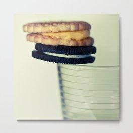 A Balanced Diet II Metal Print