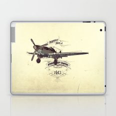 1943 caza Laptop & iPad Skin