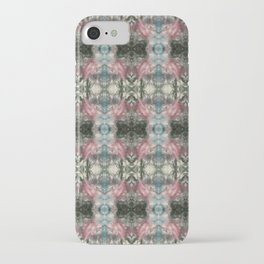 Multi Color Star Shibori iPhone Case