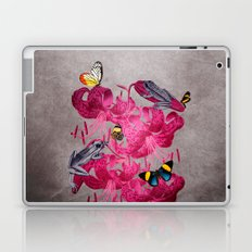 The butterflies and the frogs Laptop & iPad Skin