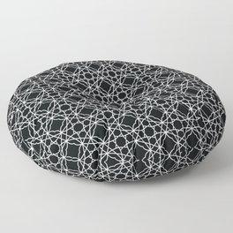 Graphic Art Pattern-P3-C2 Floor Pillow