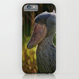 Shoebill iPhone Case