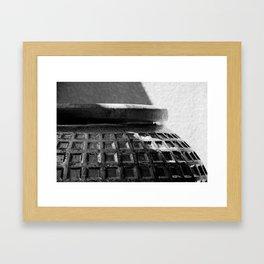 Shadows Framed Art Print