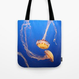 Dance Of The Medusa Tote Bag