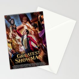 The Greatest Show Magic Stationery Cards