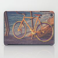 conan iPad Cases featuring The Bike by Sharon RG Photography