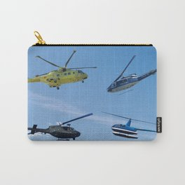 Four Choppers Carry-All Pouch