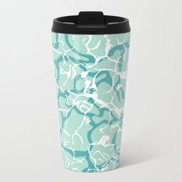 Water Camo Travel Mug