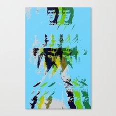 FPJ rhythm and blues Canvas Print
