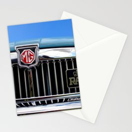 MG Classic Sports Motor Car Stationery Cards