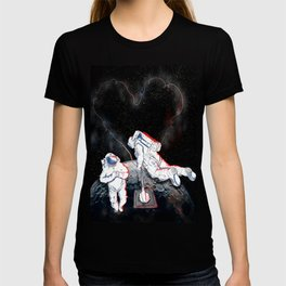 Floating in Love T-shirt