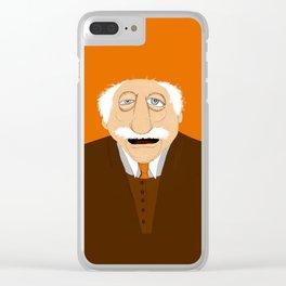 Conrad Clear iPhone Case