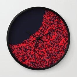 So Vein Wall Clock