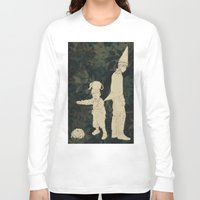 over the garden wall Long Sleeve T-shirts featuring Over the Garden Wall by Ischelle Martin