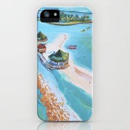 El Acuario  iPhone Case