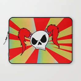 Rock-N-Roll Brat Laptop Sleeve