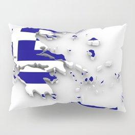 GREECE LOVE Pillow Sham
