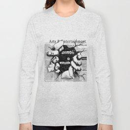 creative distruction Long Sleeve T-shirt
