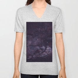A Space Too Far Unisex V-Neck