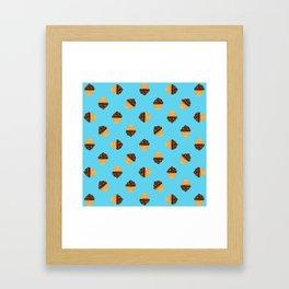 Sweet Tooth II Framed Art Print