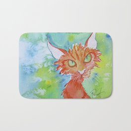 Such A Peach Bath Mat