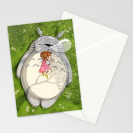 BAYMAX NAP TIME Stationery Cards