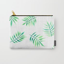 Tropical leaves/feuillage tropical Carry-All Pouch