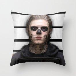 Convict Throw Pillow