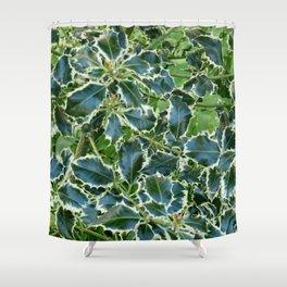 Holly Shower Curtain