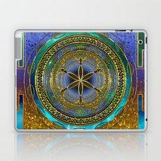 Yantra Mantra Mandala #1 Laptop & iPad Skin