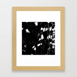 Accidental and On Purpose Framed Art Print