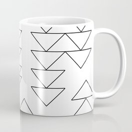 Composition 2 - Triangular Breakdown Coffee Mug