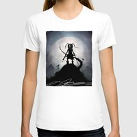 skyrim T-shirts featuring Skyrim Kid by Andy Fairhurst Art