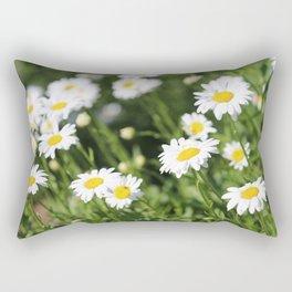 Daisy Daze Rectangular Pillow