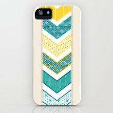 Sunshine Chevron iPhone (5, 5s) Slim Case