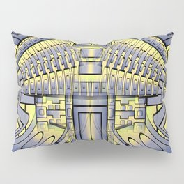 Inexplicable Continuity Pillow Sham