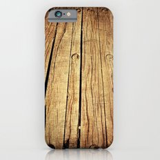 Rustic Wood Slim Case iPhone 6