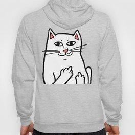 Naughty Cat Hoody