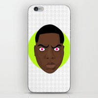 2pac iPhone & iPod Skins featuring The illest by Street But Elegant