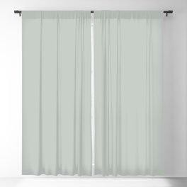 Light Gray Green Blackout Curtain