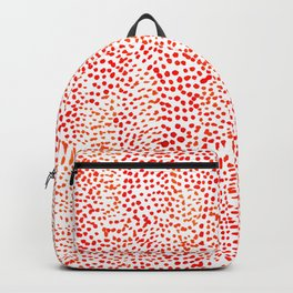 tangerine drops Backpack